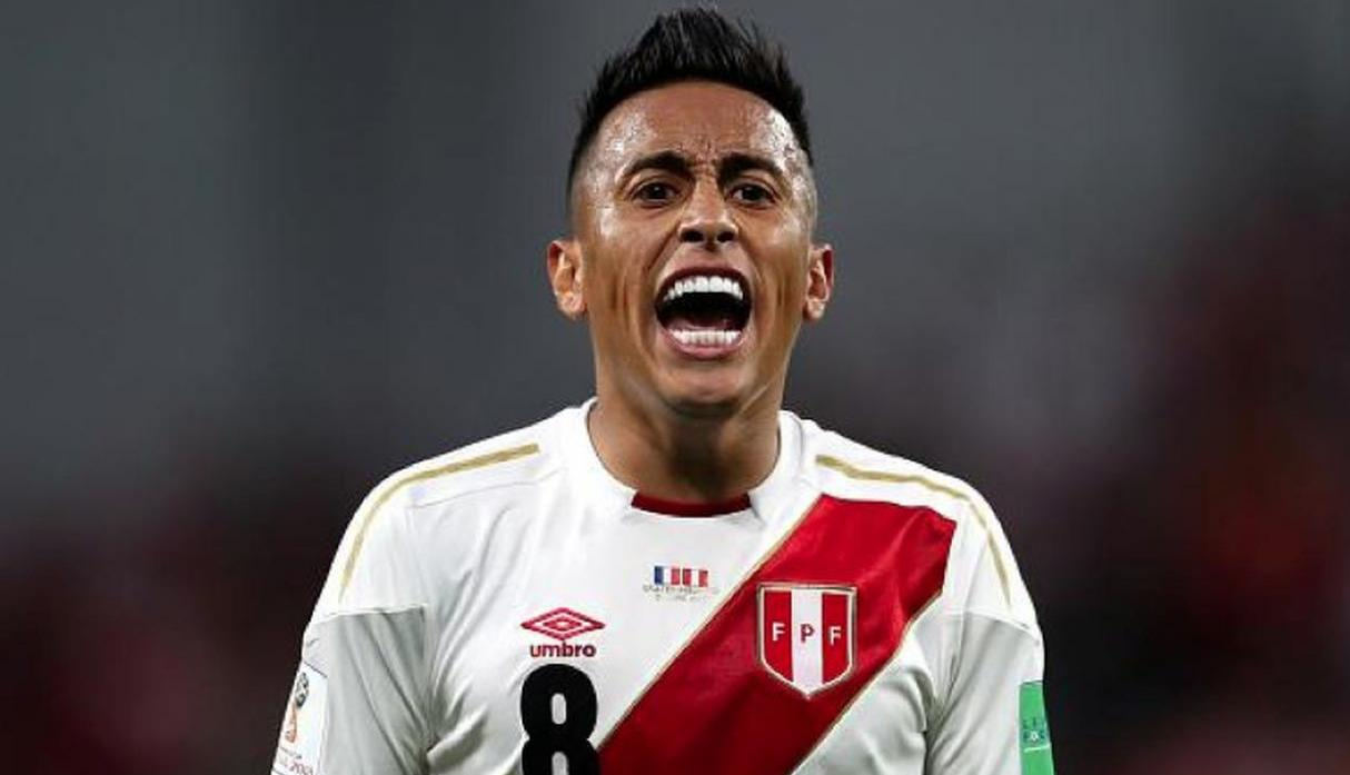 Christian Cueva. (Getty Images)