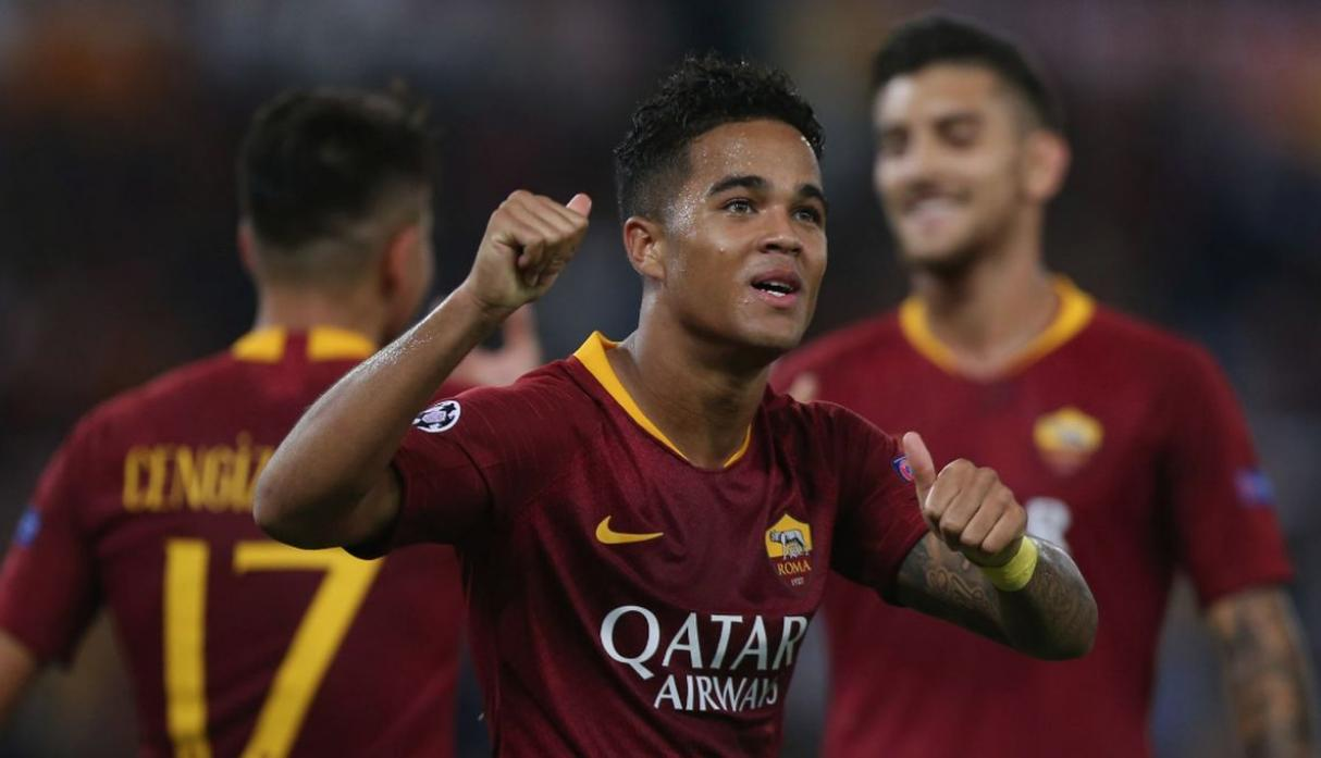 Justin Kluivert. (Getty Images)