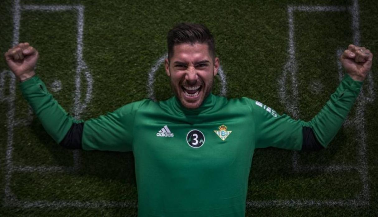 Javi García | Club actual: Real Betis (Fotos: Difusión)