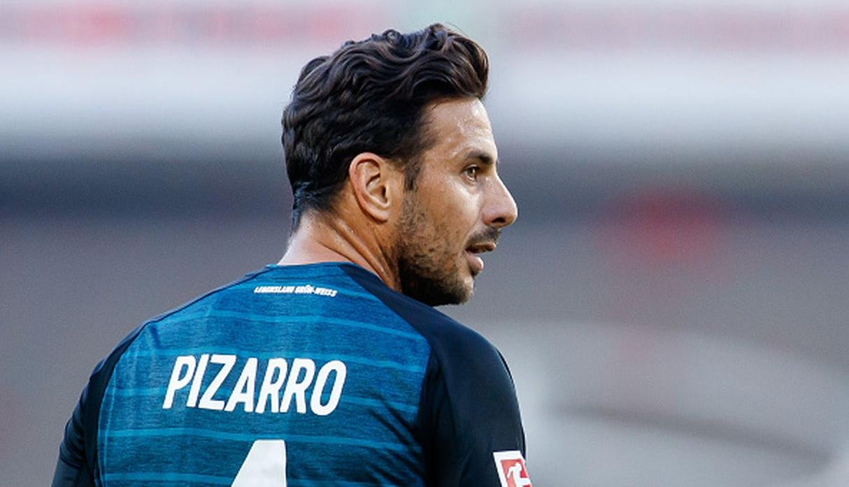 Jugador: Claudio Pizarro / Valor: 500 mil euros. (Getty)