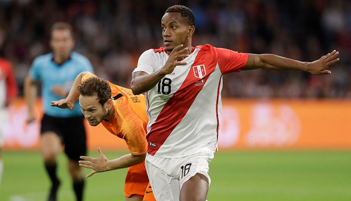 Jugador: André Carrillo / Valor: 6 millones de euros. (Getty)