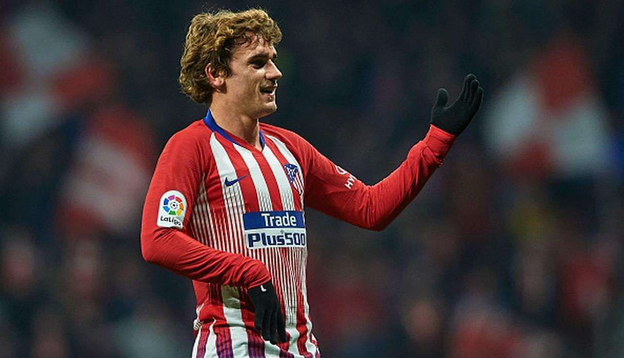 Antoine Griezmann | Atlético de Madrid | 9 goles. (Getty Images)