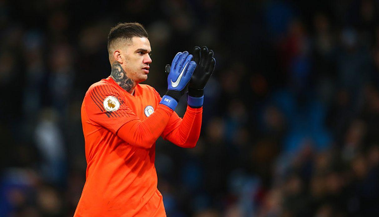Ederson. (Foto: Getty Images)