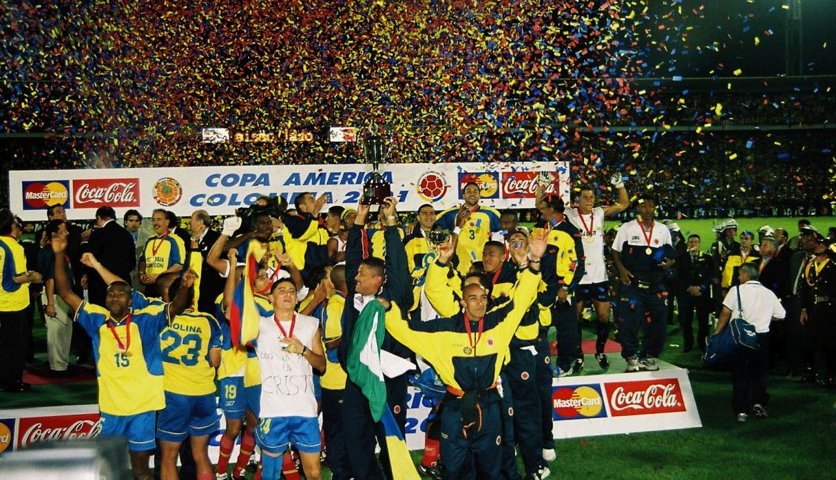 Colombia - 2001