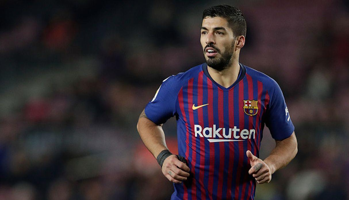 Luis Suárez. (Getty Images)
