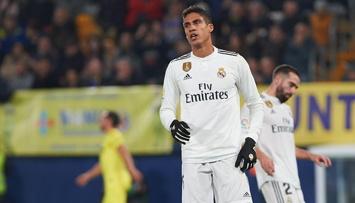 REAL MADRID | Varane. (Getty)