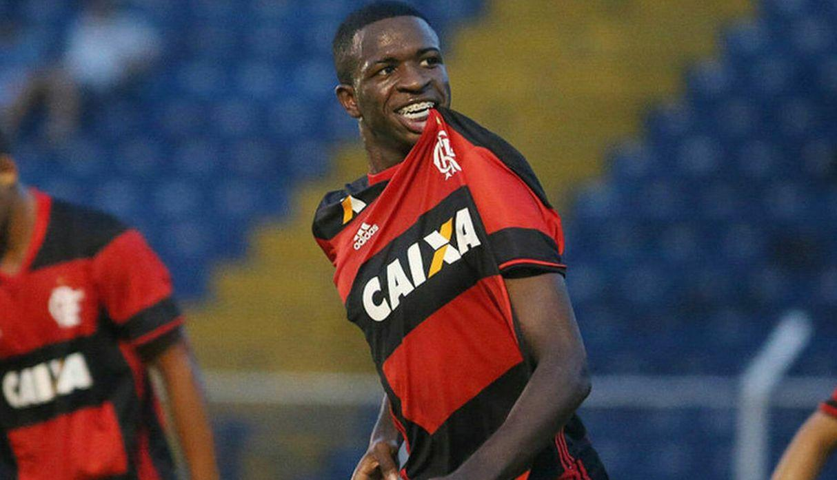 Vinicius Junior. (Getty Images)