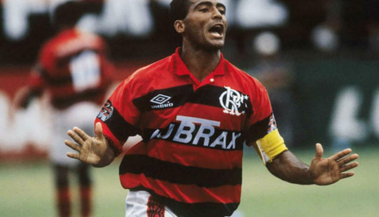 Romario. (Getty Images)
