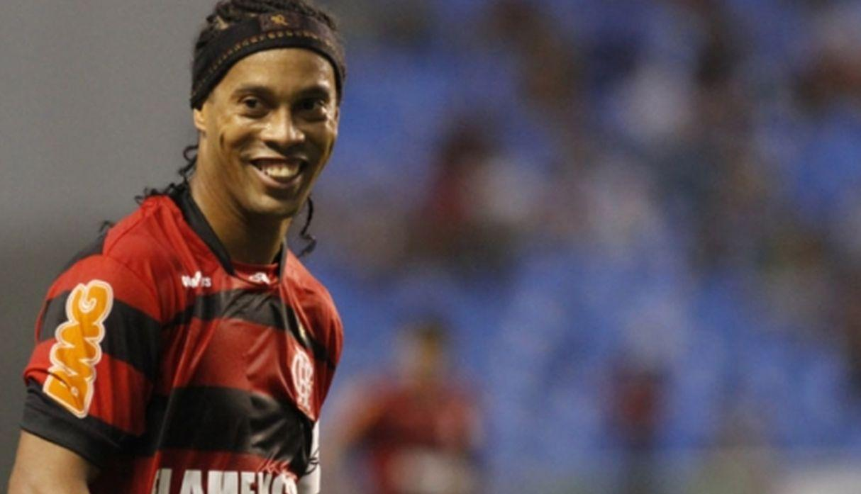 Ronaldinho. (Getty Images)