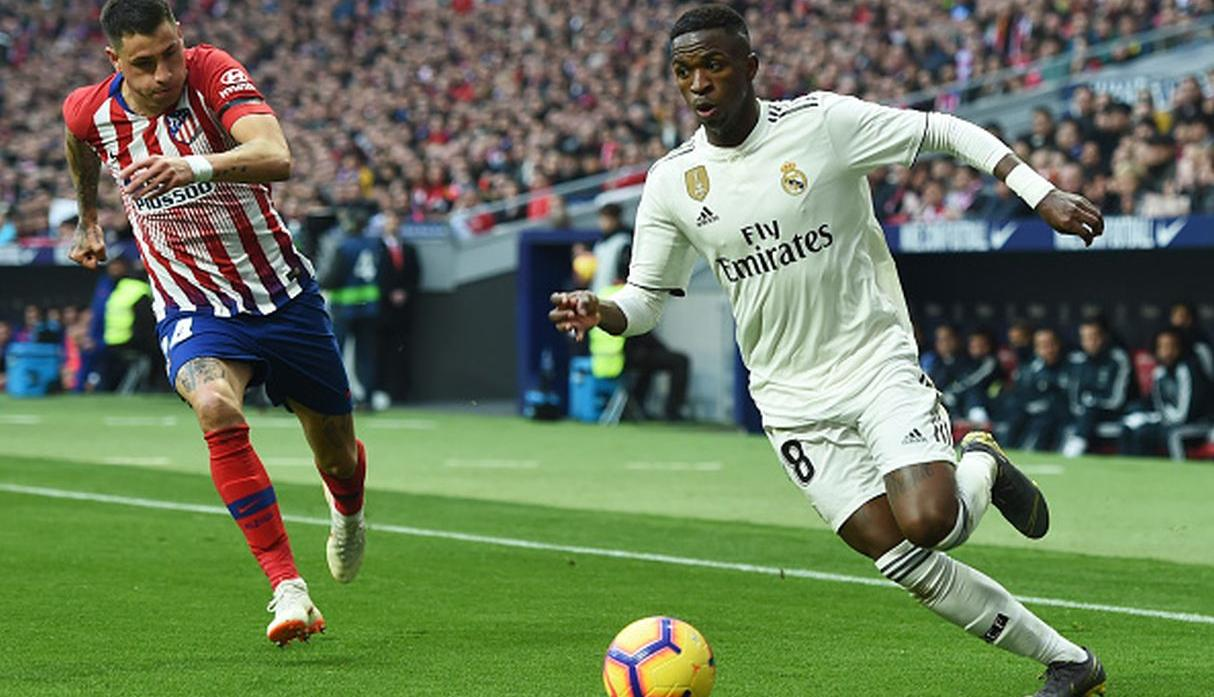 Vinícius Júnior (BRA, 18 - Real Madrid) - (Foto: Getty)