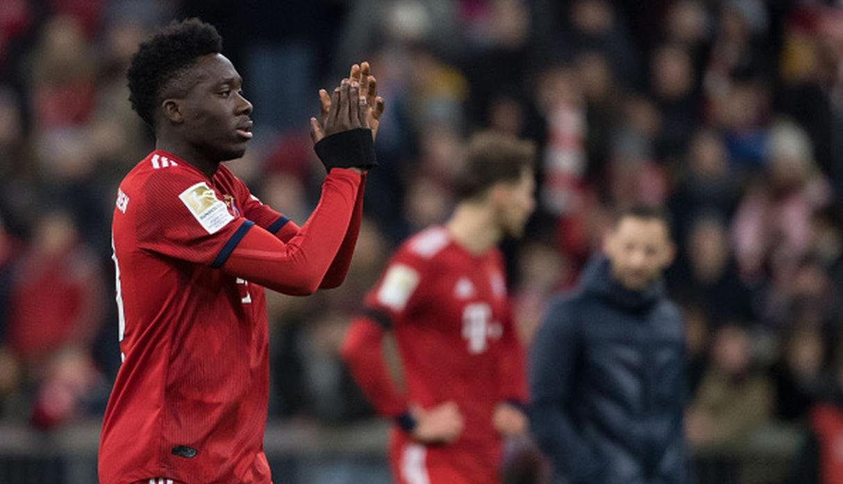 Alphonso Davies (CAN, 18 - Bayern) - (Foto: Getty)