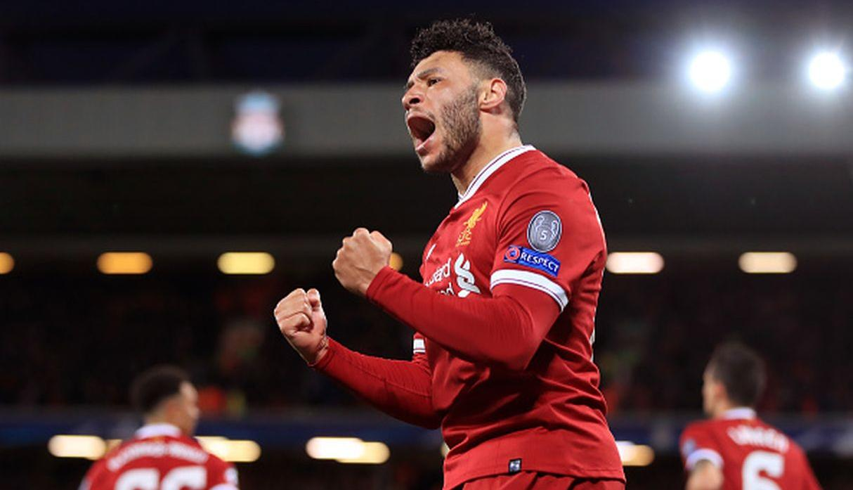 Oxlade- Chamberlain | Liverpool. (Getty Images)