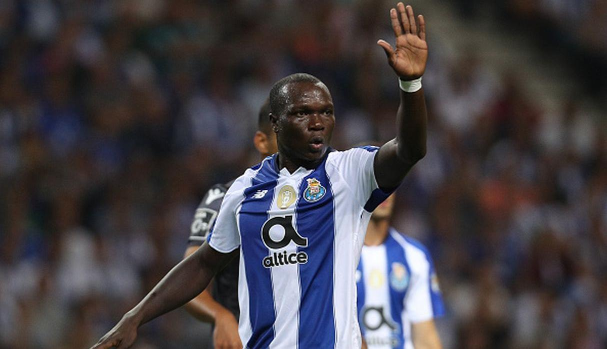 Aboubakar | Porto. (Getty Images)