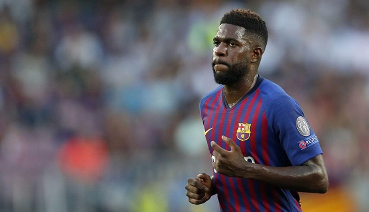 Samuel Umtiti | Barcelona. (Getty Images)