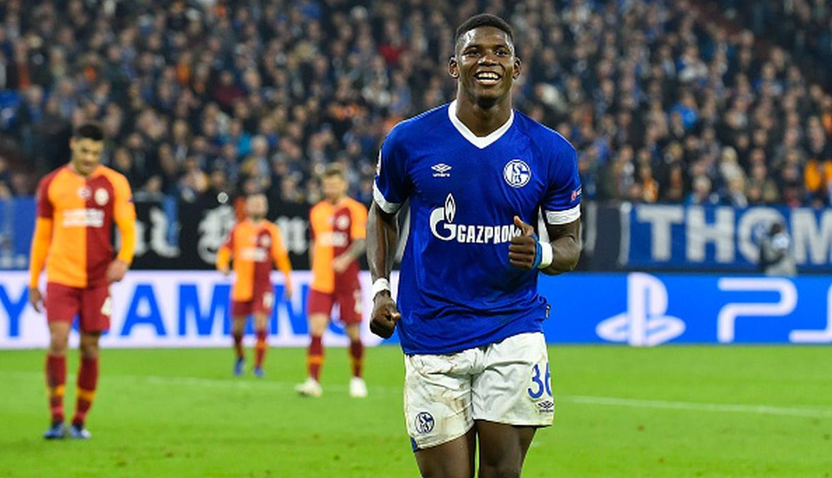 Breel Embolo | Schalke 04. (Getty Images)