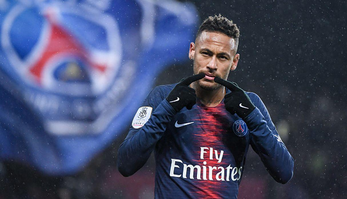 Neymar | PSG. (Getty Images)