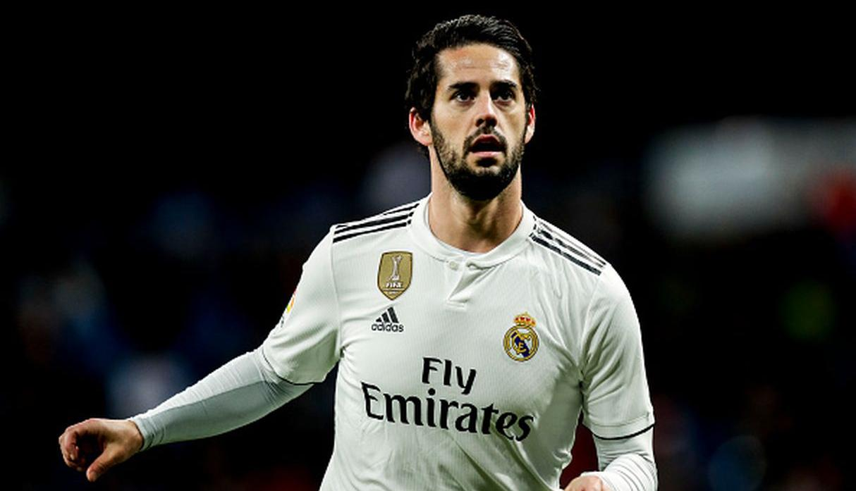 Isco | Real Madrid. (Getty Images)