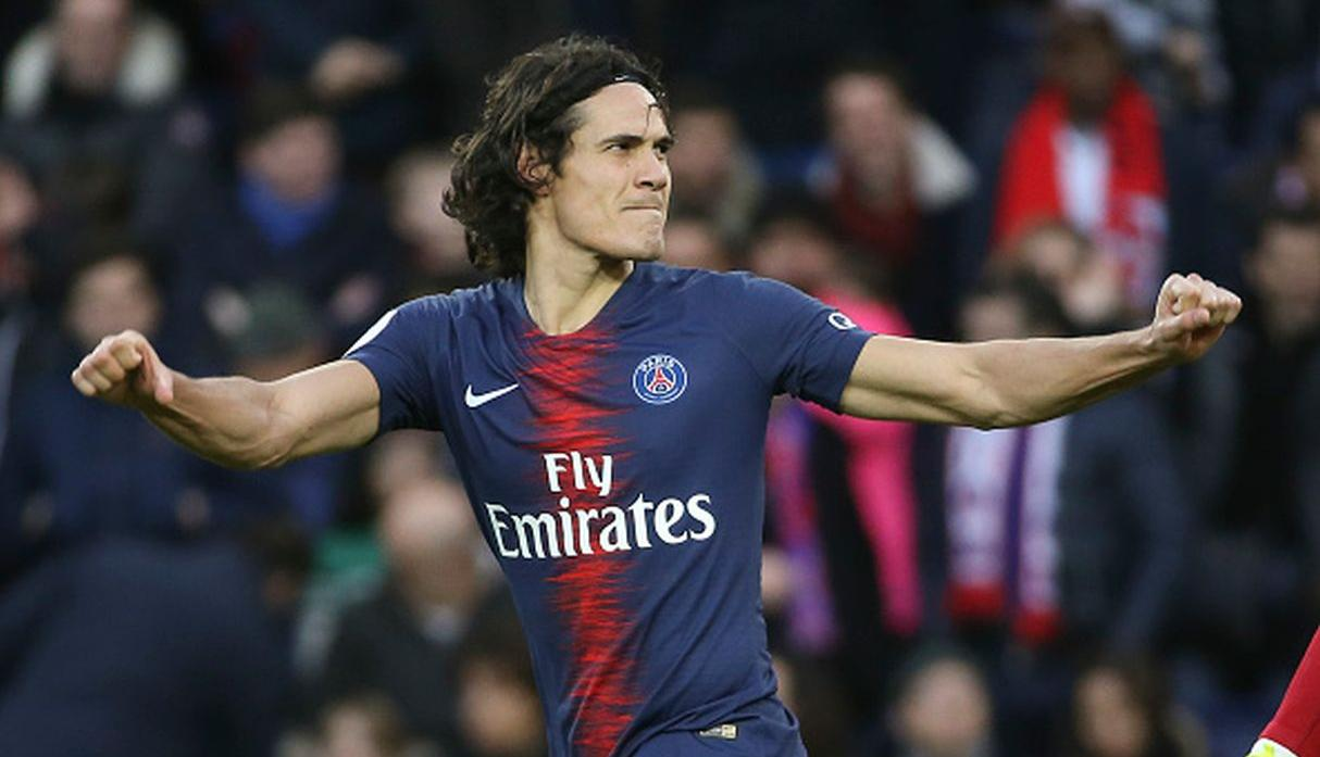 Edinson Cavani | PSG. (Getty Images)
