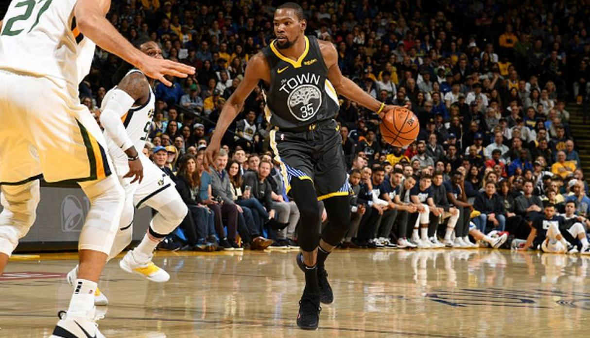 Kevin Durant, MVP del All-Star Game 2019