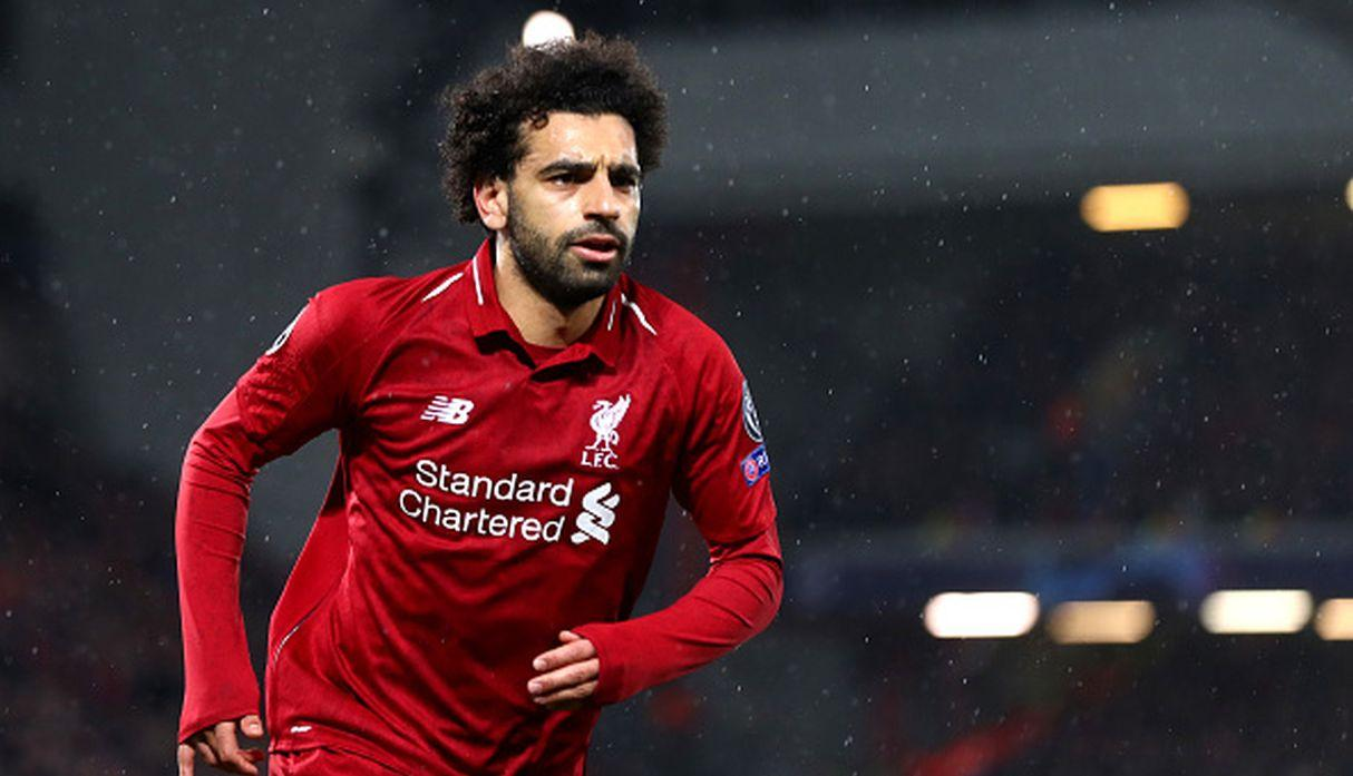 Mohammed Salah - Liverpool - 184.3 ME (Getty)