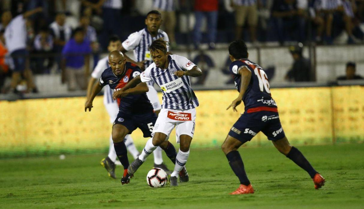 Alianza Lima vs. Municipal