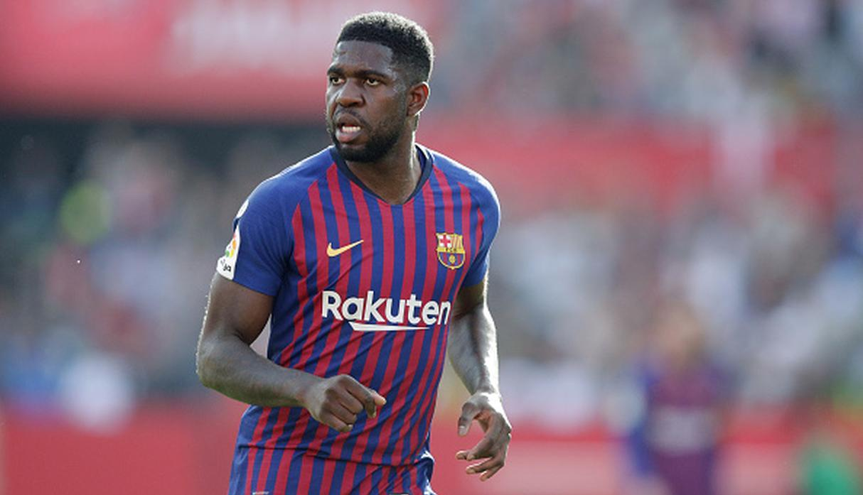 Samuel Umtiti . (Foto: Getty Images)