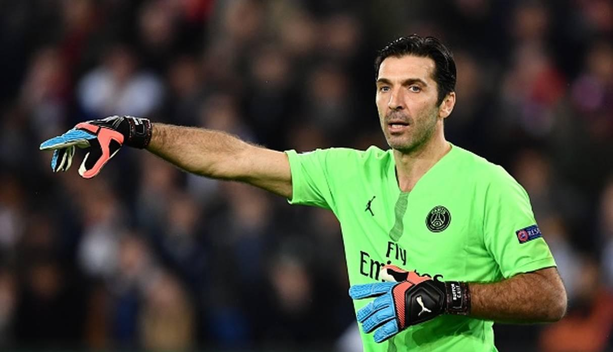 Gianluigi Buffon con PSG: 41 años y aún activo (Foto: Getty Images)