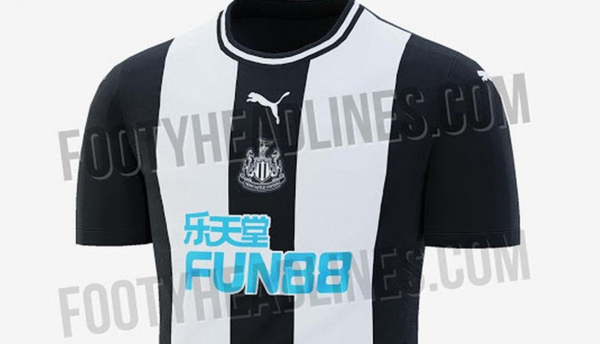 Newcastle United. (Difusión)