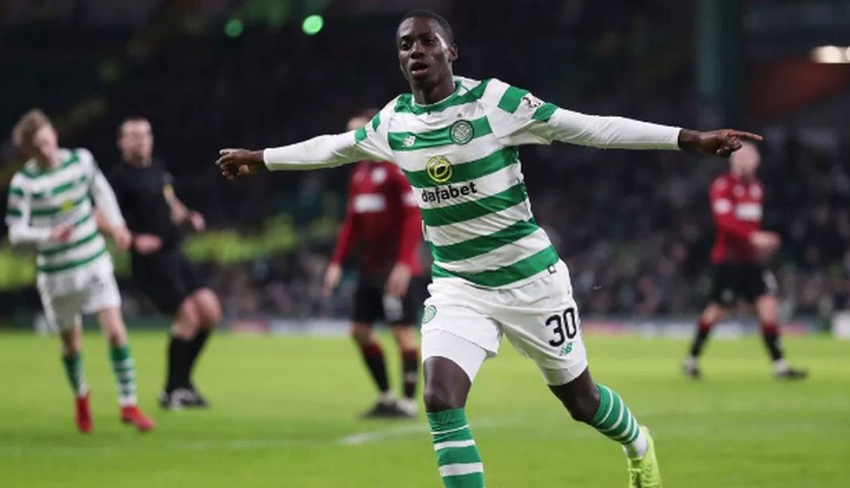 Timothy Weah | Celtic . (Getty Images)