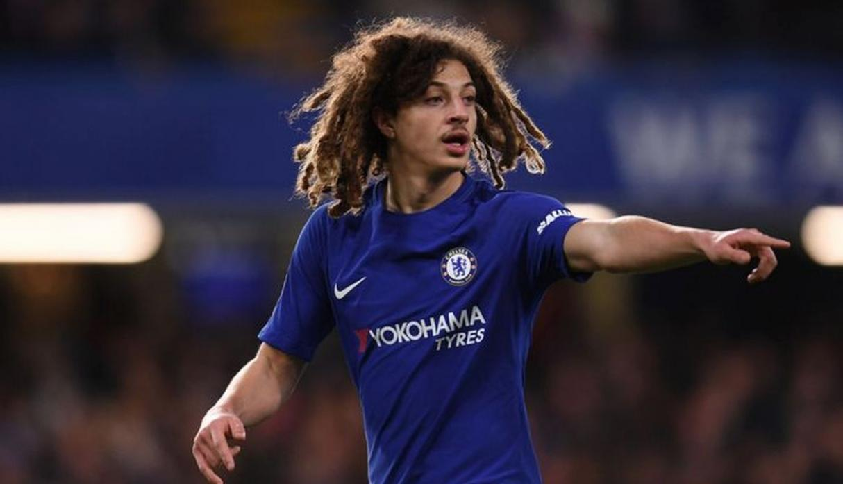 Ethan Ampadu | Chelsea. (Getty Images)