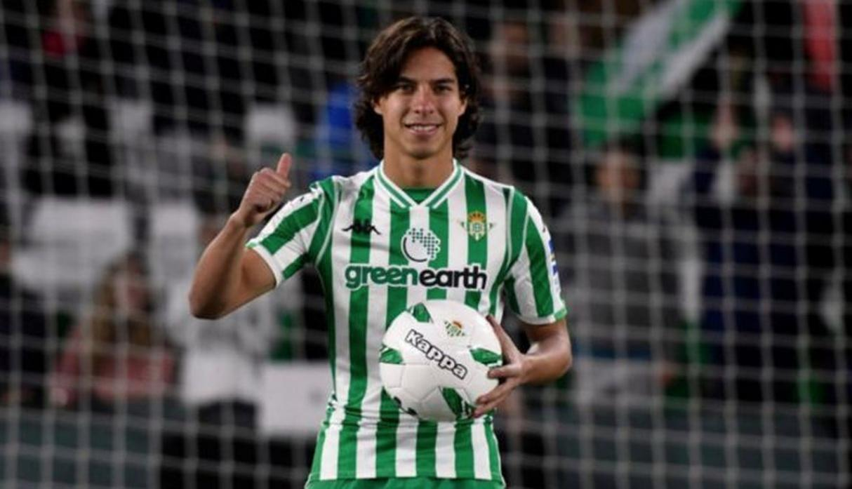 Diego Lainez | Real Betis. (Getty Images)