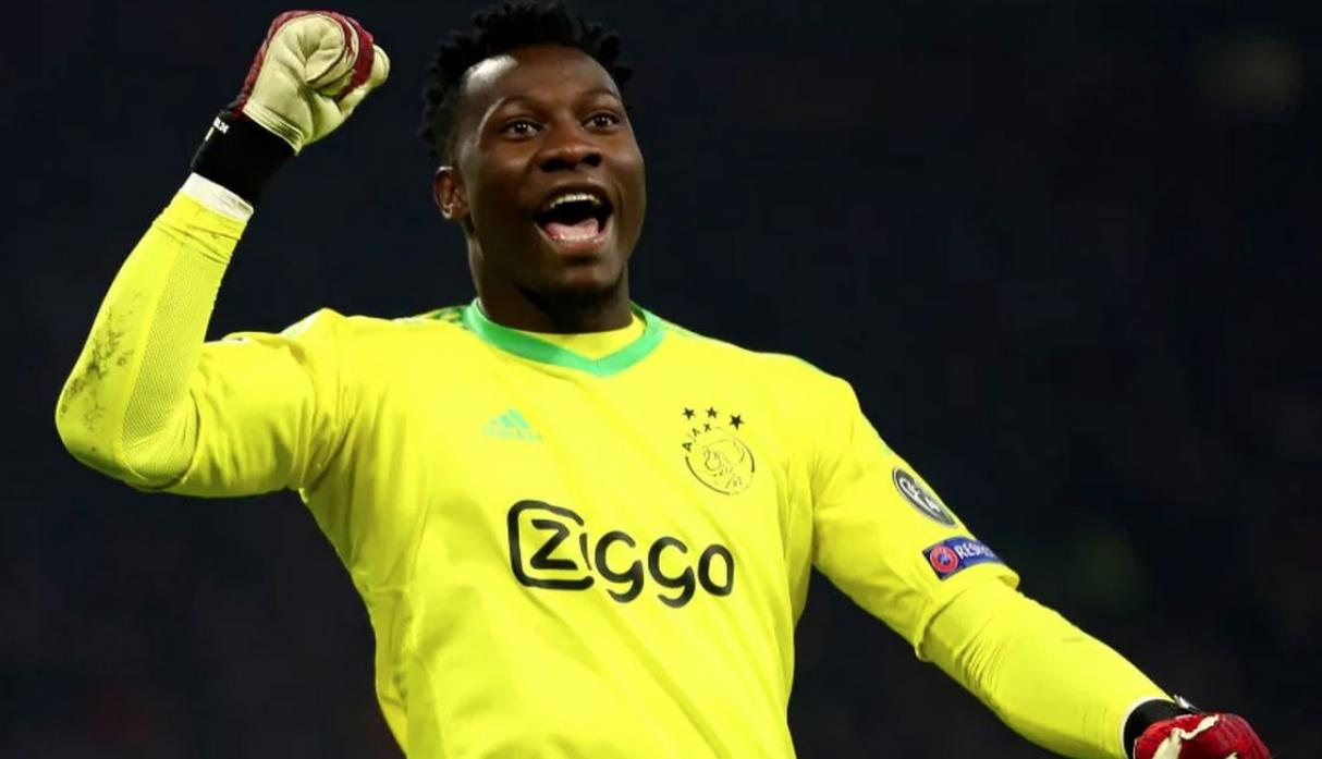 André Onana. (Getty Images)