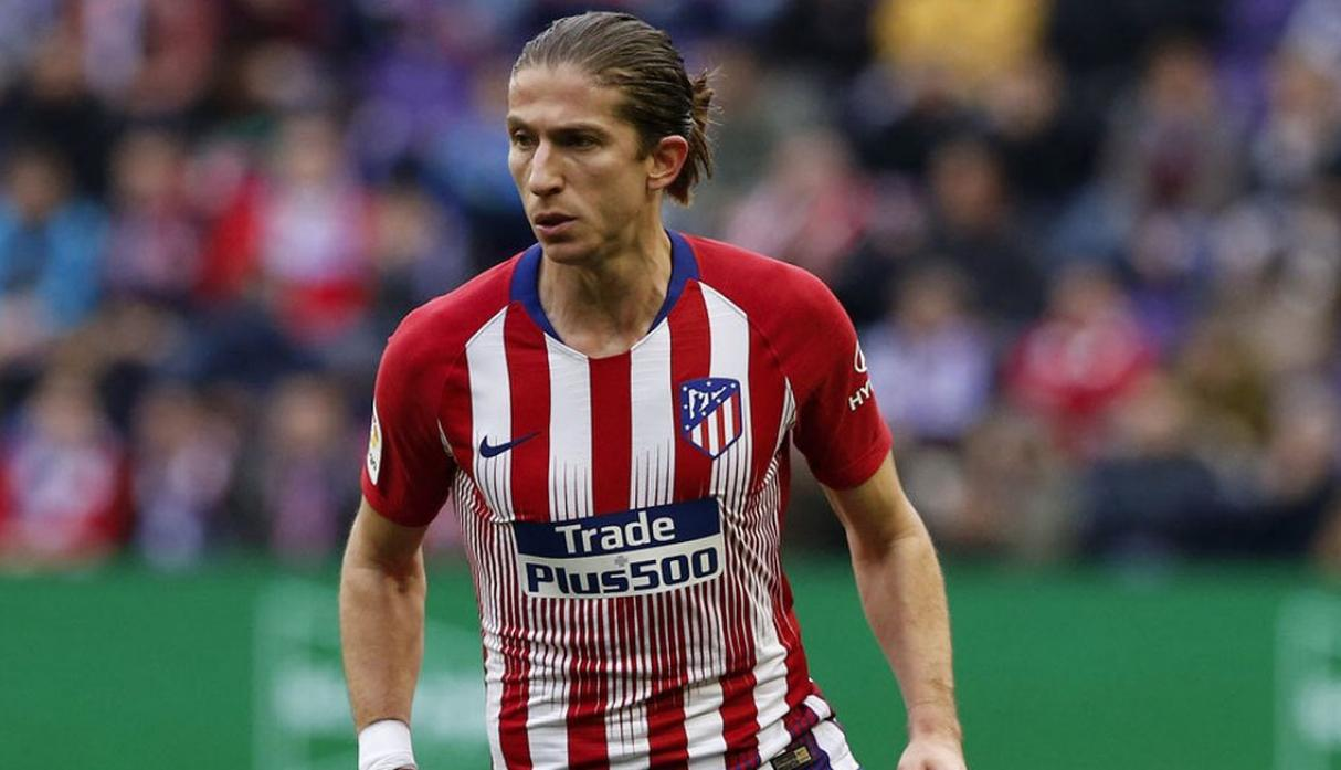 Filipe Luis. (Getty Images)