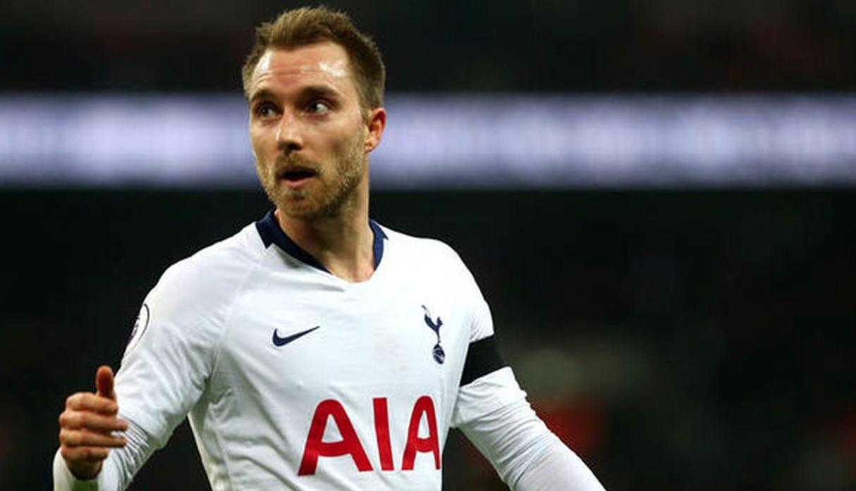 Christian Eriksen. (Getty Images)