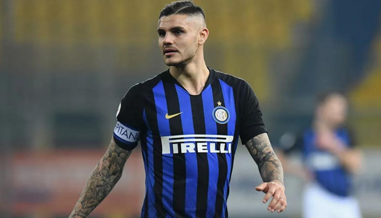 Mauro Icardi. (Getty Images)