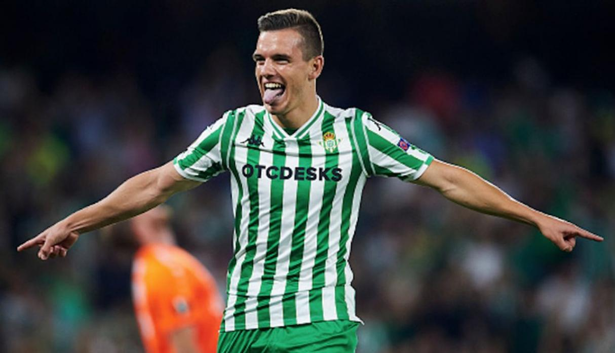 Giovani Lo Celso. (Getty Images)