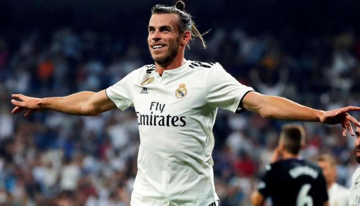 Gareth Bale | 40,2 millones de euros. (Getty Images)