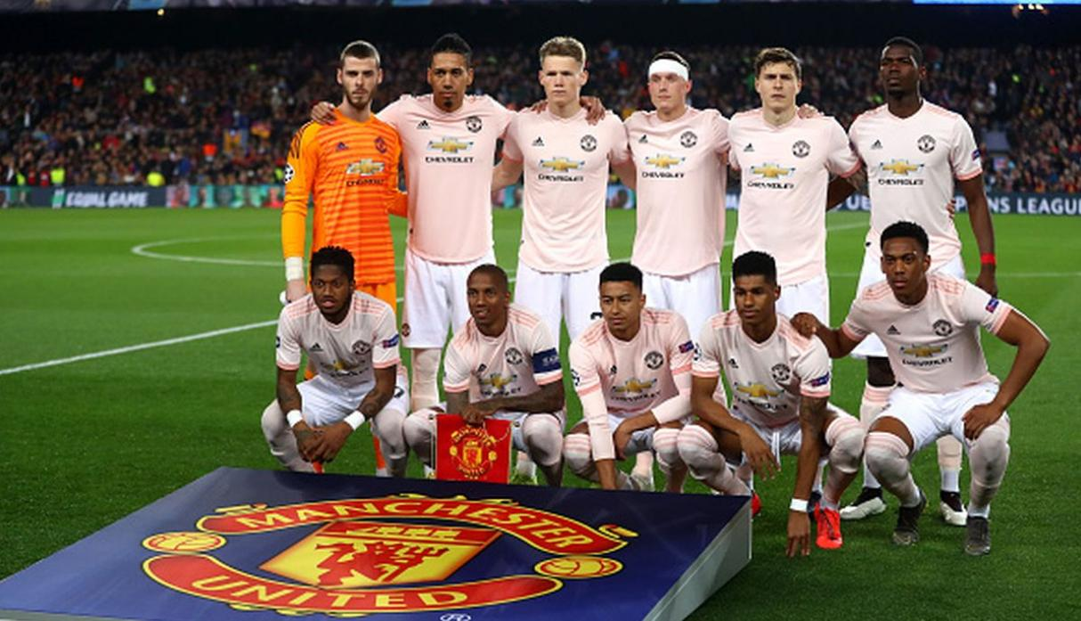 Manchester United 796 millones