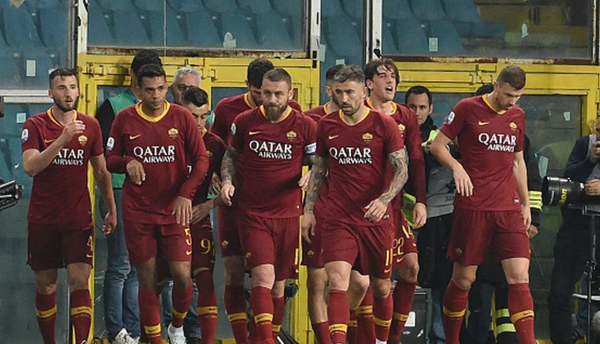 AS Roma 424 millones