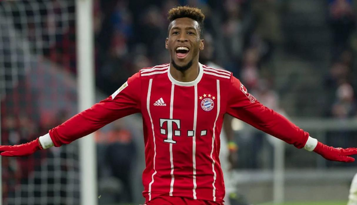 Kingsley Coman. (Getty Images)