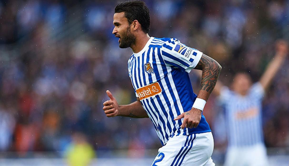 William José | Real Sociedad | 10 goles. (Getty Images)