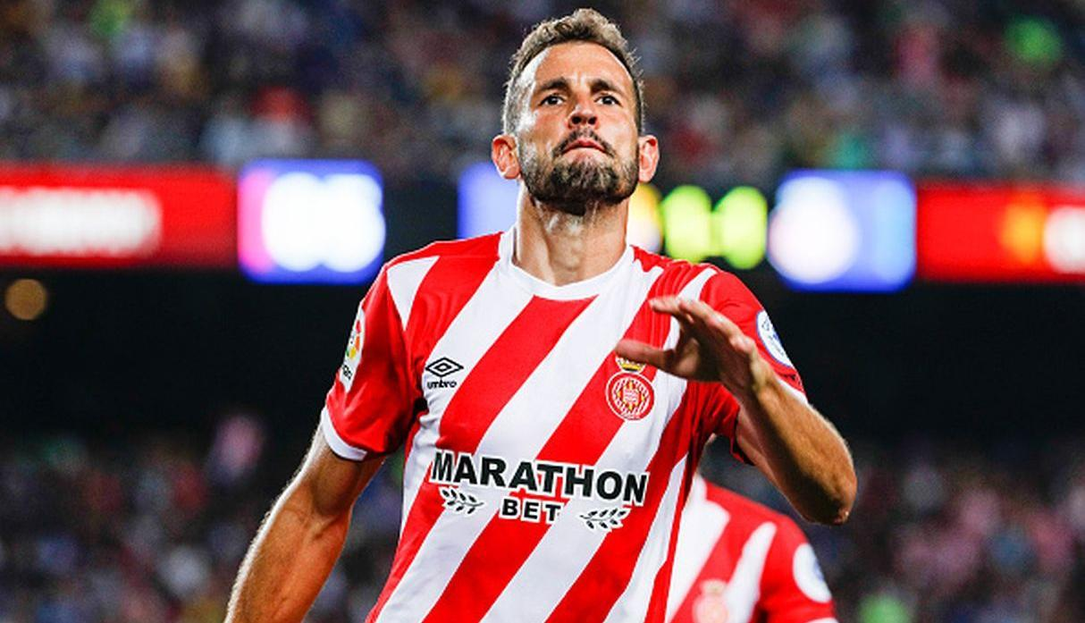 Cristhian Stuani | Girona | 18 goles. (Getty Images)