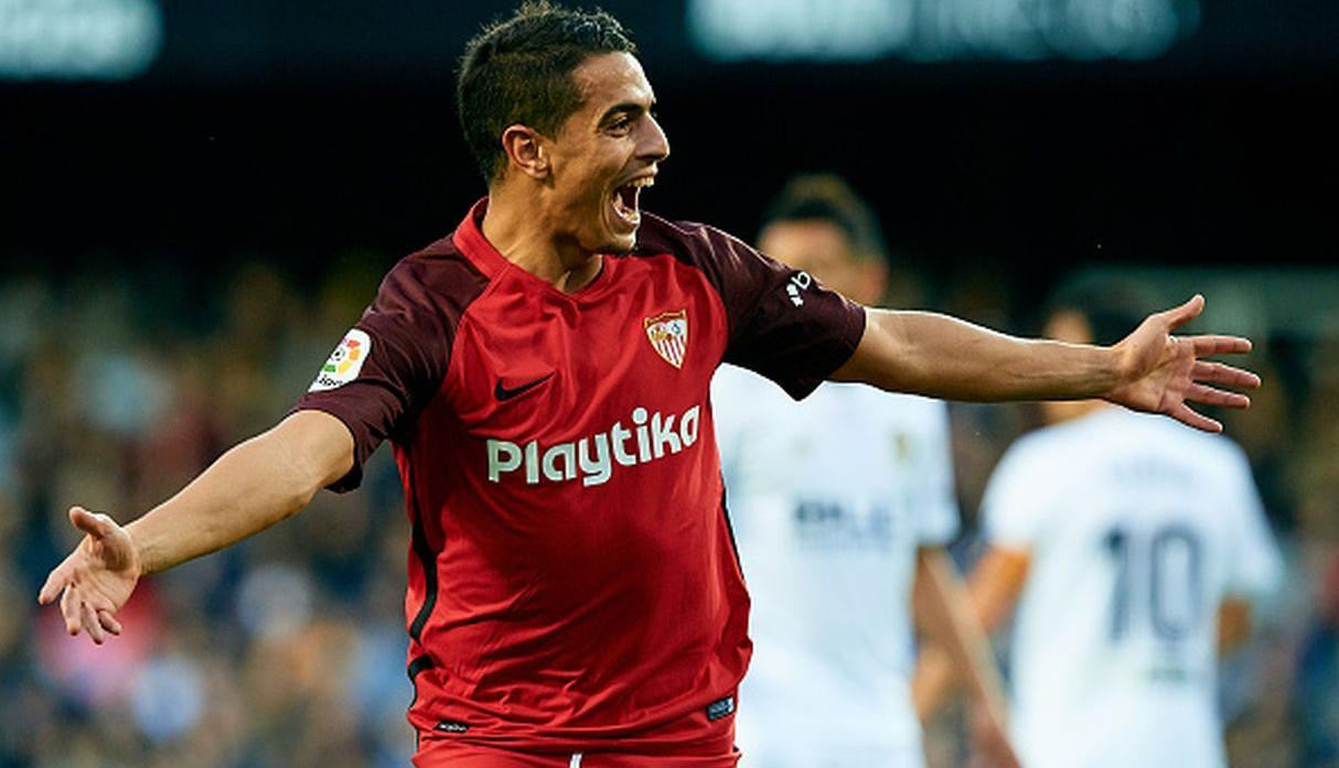Ben Yedder | Sevilla | 15 goles. (Getty Images)
