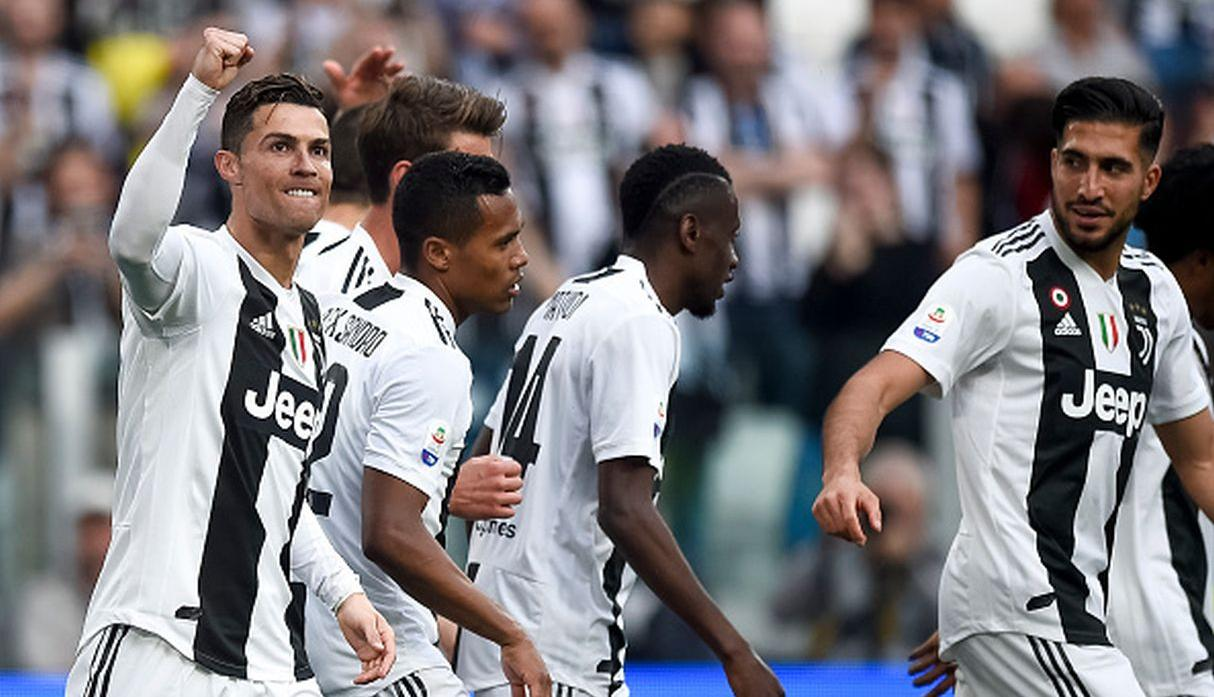 Juventus. (Getty Images)