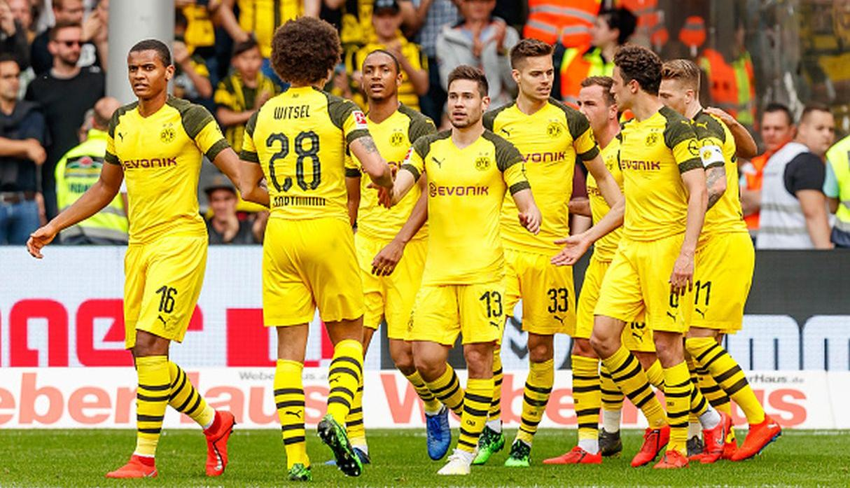 Borussia Dortmund. (Getty Images)