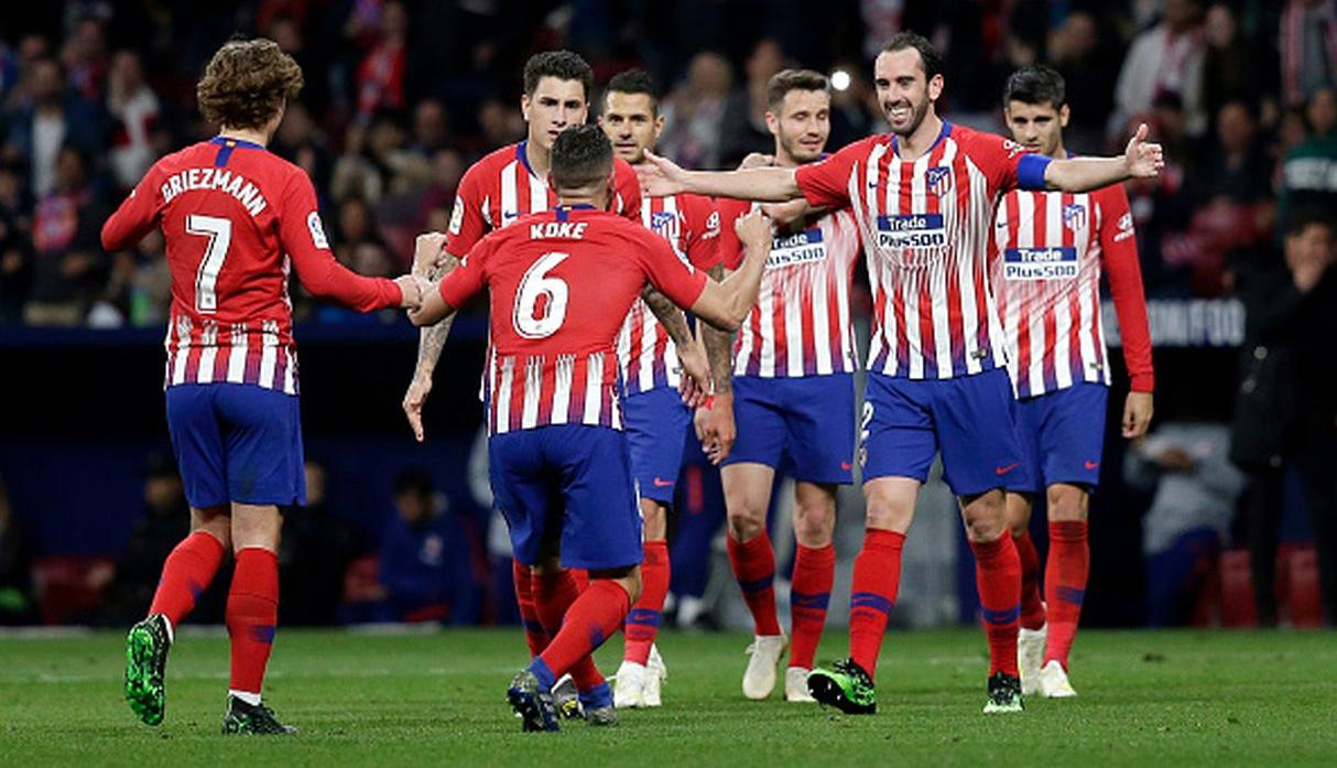 Atlético de Madrid. (Getty Images)