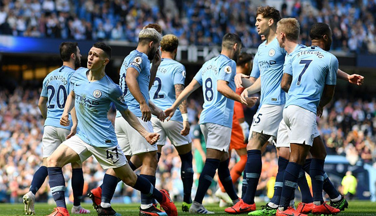 Manchester City. (Getty Images)