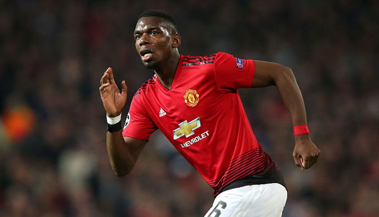 Paul Pogba | Manchester United | 105 millones de euros. (Getty Images)