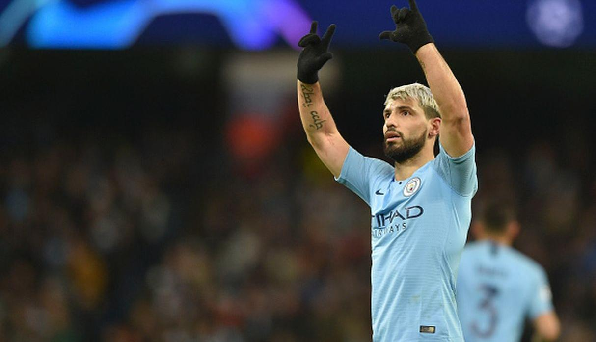 Sergio Agüero | Manchester City | Goles: 6. (Getty Images)
