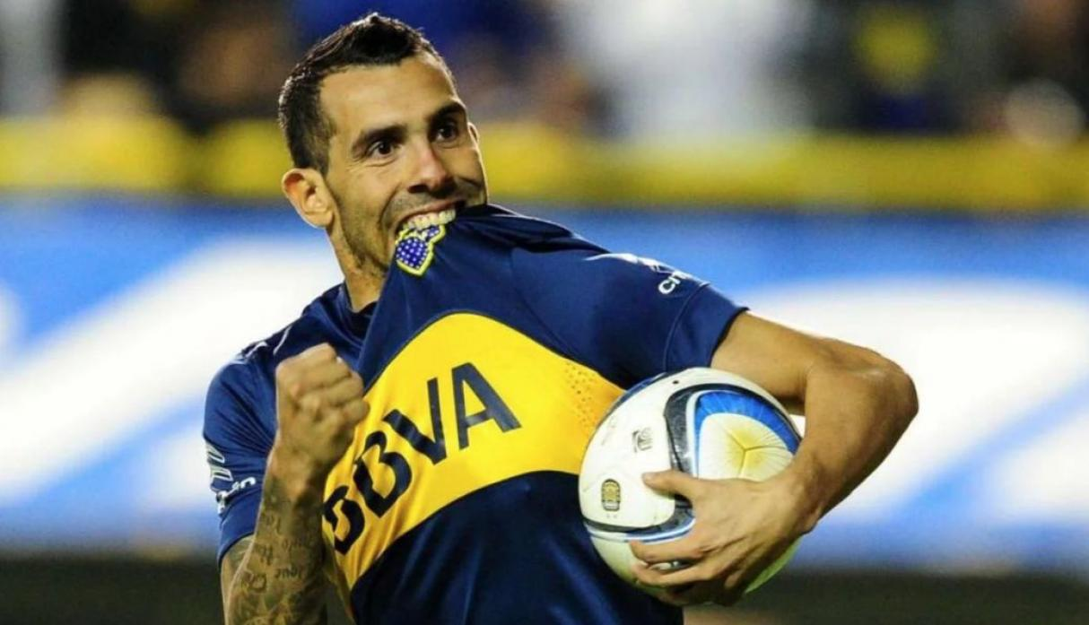 Carlos Tévez | Boca Juniors. (Getty Images)